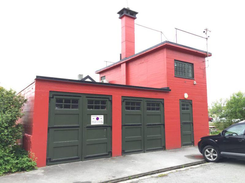 Nordlandet brannstasjon